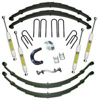 8in Chevy/GMC Lift Kit | Rear Spring Kit