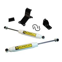 High Clearance Dual Steering Stabilizer Kit | Ram w/ Superlift