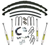 8in Chevy/GMC Lift Kit | Rear Block Kit