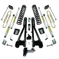 6in Ford Lift Kit | w/ Replacement Radius Arms