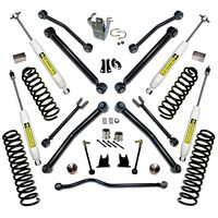 4in Jeep Lift Kit |Wrangler JK w/ Reflex Control Arms