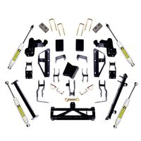 6 - 7.5in Chevy/GMC Lift Kit | Bracket Style Kit