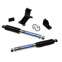 High Clearance Dual Steering Stabilizer Kit | Ram w/Superlift SS by Bilstein