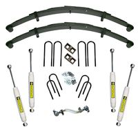 5.5in Chevy/GMC Lift Kit | Rear Block Kit