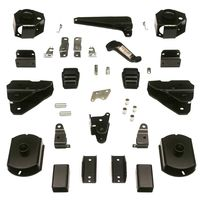 4in Dodge Lift Kit | Coil Spacer Kit w/ Shock Brackets