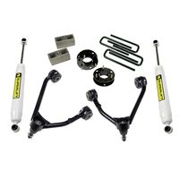 3.5in Chevy/GMC Lift Kit | Aluminum/Stamped Control Arms