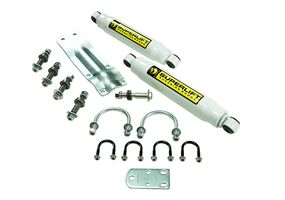 Dual Steering Stabilizer Kit | Superlifte Cylinders