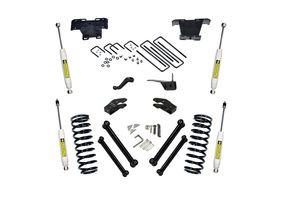 5in Dodge Lift Kit | Control Arm Kit