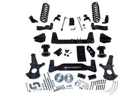 6.5in Chevy/GMC Lift Kit |OE Cast Steel Control Arms