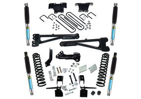 4in Ford Lift Kit | Diesel w/ Replacement Radius Arms
