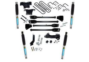 4in Ford Lift Kit | 4-Link Kit  - Diesel
