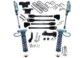 4in Ford Lift Kit | King Edition 4-Link Kit Diesel Only