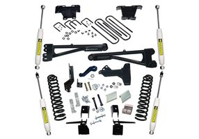 6in Ford Lift Kit | Radius Arms Kit