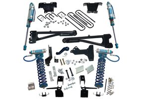 6in Ford Lift Kit | KING Edition Radius Arm Lift Kit