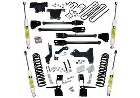 6in Ford Lift Kit | 4-Link Kit