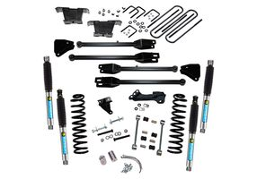 4in Ford Lift Kit | Diesel w/ 4-Link Conversion