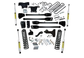 6in Ford Lift Kit | Diesel w/ 4-link Conversion