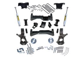 8in Chevy/GMC Lift Kit | Cast Steel Control Arms