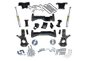8in Chevy/GMC Lift Kit | Aluminum/Stamped Control Arms