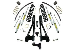 6in Ford Lift Kit w/Replacement Radius Arms