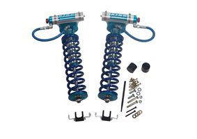 "Superlift Edition 4-6"" King Front Coilover Shocks"