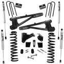 6in Ford Lift Kit | w/Replacement Radius Arms Gallery 3