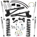 8in Ford Lift Kit - 05-07 F250/350 | w/Replacement Radius Arms Gallery 3
