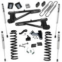 6in Ford Lift Kit | w/ Replacement Radius Arms Gallery 3