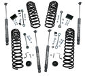 2.5 in Jeep Lift Kit | Wrangler JLU 4-door | with Shock Extensions, Shadow, Fox 2.0, or King 2.0 Shocks Gallery 1