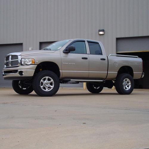"2003-2008 Dodge RAM 2500 3500 2WD 3/"" Drop Lowering Coil Springs Lowering Kit"