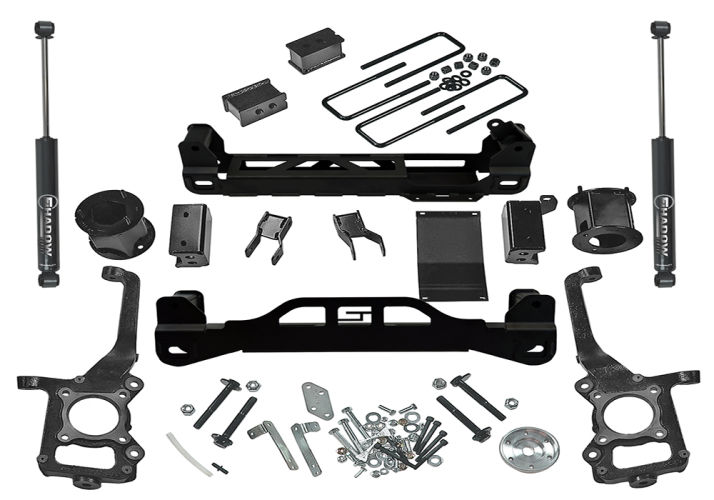 6in Ford Lift Kit | F-150 4WD Gallery 1