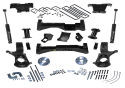 8in Chevy/GMC Lift Kit | Cast Steel Control Arms Gallery