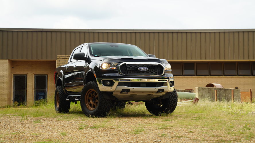 2in Ford Front Leveling Kit Gallery 2