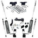 4in Ford Lift Kit |Diesel w/ Replacement Radius Arms Gallery 2