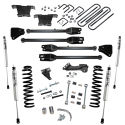 4in Ford Lift Kit | 2008 - 2010 F250/350 Super Duty 4WD Diesel w/ 4-Link Conversion Gallery2