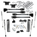 4in Ford Lift Kit | 2011 - 2016 F250/350 Super Duty 4WD Diesel GAllery 2