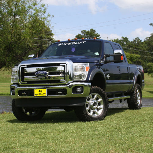 2in Ford Lift Kit Gallery 3