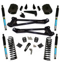 4in Dodge Lift Kit | Replacement Radius Arms Gallery 1