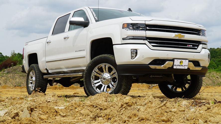 6.5in Chevy/GMC Lift Kit Gallery 3