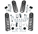 2.5 in Jeep Lift Kit | Wrangler JLU 4-door | with Shock Extensions, Shadow, Fox 2.0, or King 2.0 Shocks Gallery