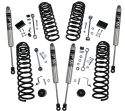 2.5 in Jeep Lift Kit | Wrangler JLU 4-door | with Shock Extensions, Shadow, Fox 2.0, or King 2.0 Shocks Gallery 2