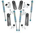 2.5 in Jeep Lift Kit | Wrangler JLU 4-door | with Shock Extensions, Shadow, Fox 2.0, or King 2.0 Shocks Gallery 3