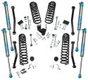 4 in Jeep Lift Kit | Wrangler JL 2-door | with Shock Extensions, Shadow, Fox 2.0, or King 2.0 Shocks Gallery 4