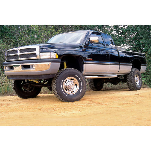 5 dodge lift kit 00 02 ram 2500 3500 4wd diesel or v10 superlift superlift suspension lift kit