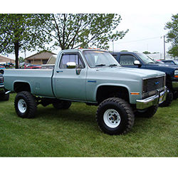 6in Chevy Lift Kit Gallery 3