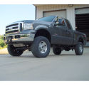 4in Ford Lift Kit | Diesel Gallery 4
