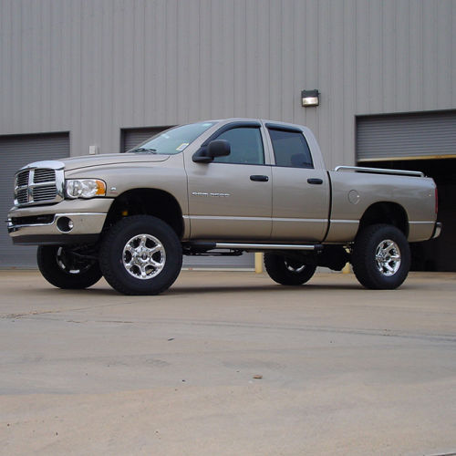 4in Dodge Lift Kit | Diesel & Gas Engine Gallery 2