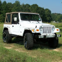 4in Jeep Lift Kit | TJ Series Gallery 3