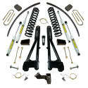 8in Ford Lift Kit - 05-07 F250/350 | w/Replacement Radius Arms Gallery