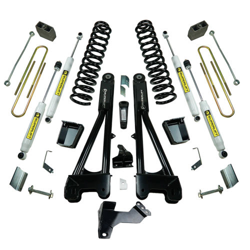6in Ford Lift Kit | w/ Replacement Radius Arms Gallery